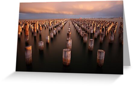 Princes Pier long exposure by 98octane