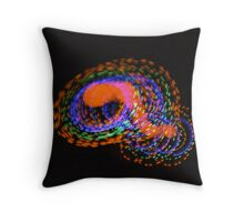 OCF Nightscapes '14-11 Throw Pillow