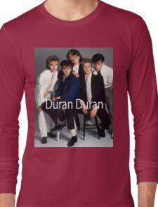 Duran Duran Vintage Long Sleeve T-Shirt