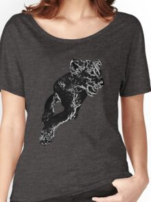 African Lion Cub - Young Lion Women's Relaxed Fit T-Shirt