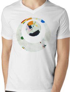 Zero Passage. Mens V-Neck T-Shirt