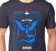 team mystic trainer 2016 Unisex T-Shirt