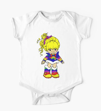 Rainbow Brite One Piece - Short Sleeve