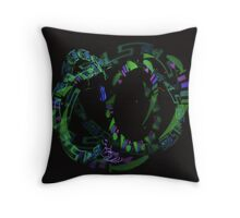 OCF Nightscapes '14-27 Throw Pillow