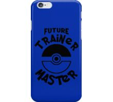 Future Trainer Monster T-Shirt iPhone Case/Skin
