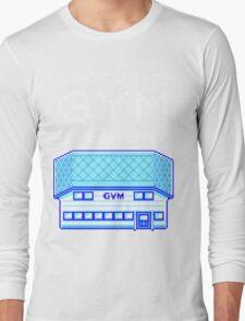 I go to the gym everyday - pokemon Long Sleeve T-Shirt