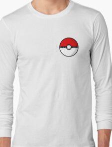 Team Valor Poké Ball | Pokémon Go Long Sleeve T-Shirt