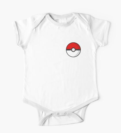Team Valor Poké Ball | Pokémon Go One Piece - Short Sleeve
