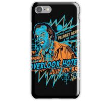 1st Annual Overlook Hotel July 4th Ball (alternate colors) iPhone Case/Skin