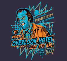 1st Annual Overlook Hotel July 4th Ball (alternate colors) Unisex T-Shirt