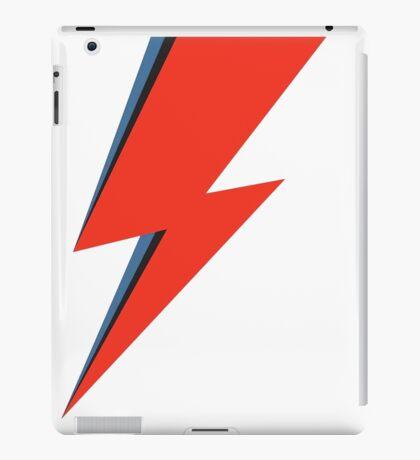 David Bowie - Ziggy Stardust - Thunder theme iPad Case/Skin