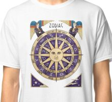 Zodiac Astrology Astral Star Sign Classic T-Shirt