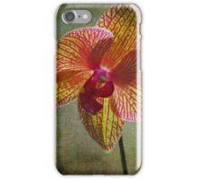 kaleidoscope orchid iPhone Case/Skin