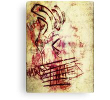 Utopia is a Cutter Canvas Print