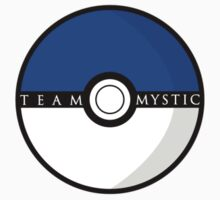 Team Mystic Poké Ball | Pokémon Go Kids Tee
