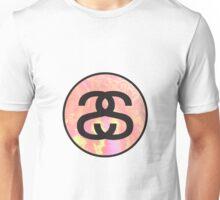 stussy tie-dye logo Unisex T-Shirt