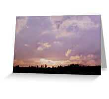 Losing the Light Greeting Card