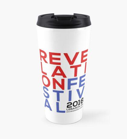 RF Stacked - Travel Mug Travel Mug