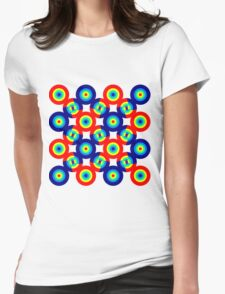 Geo 64 Womens Fitted T-Shirt