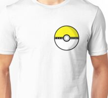 Team Instinct Poké Ball | Pokémon Go Unisex T-Shirt