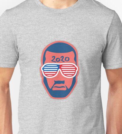 Kanye for president Unisex T-Shirt