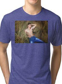 guy 2 Tri-blend T-Shirt