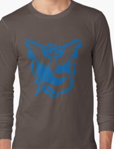 Team Mystic Splash Long Sleeve T-Shirt