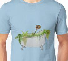 Bathtub Garden Unisex T-Shirt