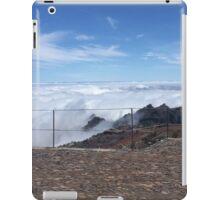 Madeira highest point iPad Case/Skin