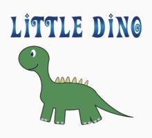 Little Dino Kids Tee