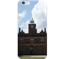 Aston Hall, Birmingham iPhone Case/Skin
