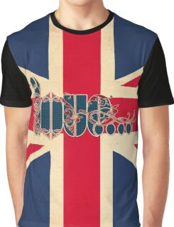 LOVE - Union Jack Graphic T-Shirt