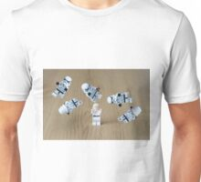 Jedi Juggle 2 Unisex T-Shirt