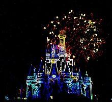 Cinderella's Castle by southernmissfan