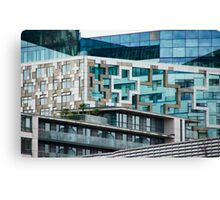 The Cube, Birmingham Canvas Print