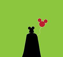 Darth Vader's Balloon by iansuarez