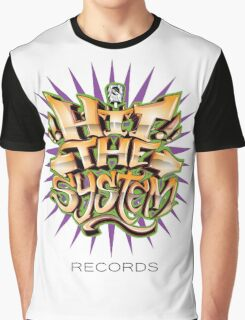 Hit The System  Graphic T-Shirt