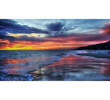 Jindalee Beach WA Photographic Print