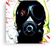 Bio Hazard- Overexposed Canvas Print