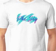 phi sig cup design Unisex T-Shirt