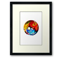 WE'RE ALL IN THIS TOGETHER Framed Print