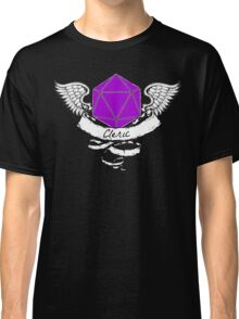 Cleric Dungeons and Dragons  Classic T-Shirt