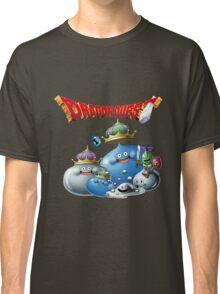 Dragon Quest - slime Classic T-Shirt