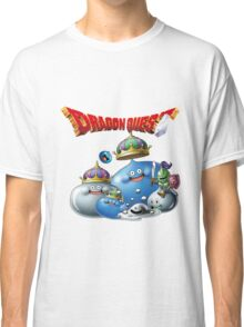 Dragon Quest - slime Classic T-Shirt
