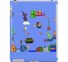 Old School Times - Set 2 of 2 iPad Case/Skin