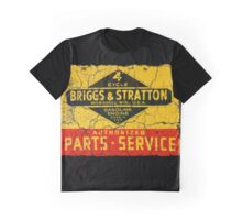 Briggs and Stratton vintage small engines. Graphic T-Shirt