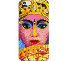 Balinese in pixel art iPhone Case/Skin
