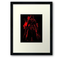 Beast Blood Framed Print