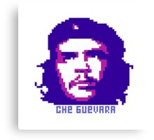 Che Guevara - The Hero Canvas Print
