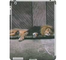 King iPad Case/Skin
